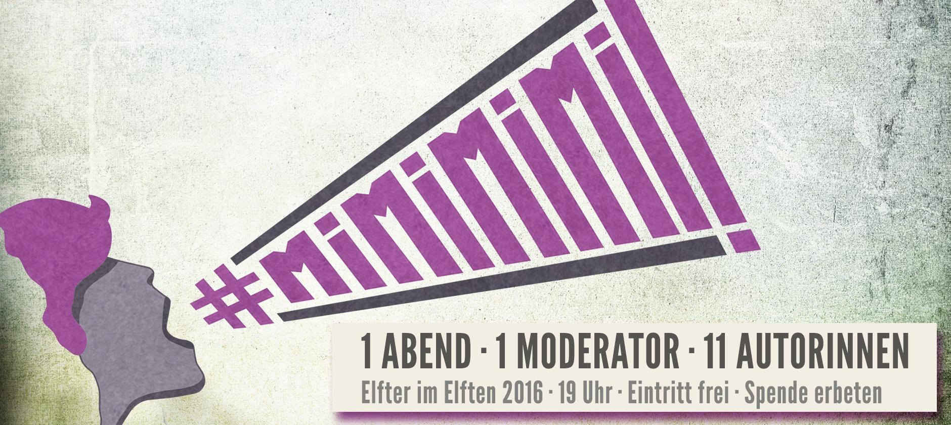 Herbstlesung Bonn am 11.11.2016